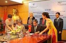 Noche de gala enriquece relaciones de cooperación Vietnam-Dinamarca
