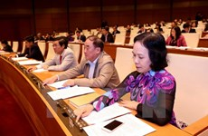 Asamblea Nacional aprueba importantes proyectos de ley