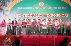 Inauguran tercer Festival del té de Thai Nguyen