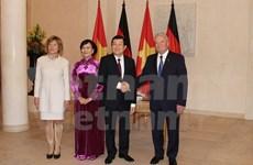 Presidente alemán afirmó su apoyo a causa de modernización de Vietnam