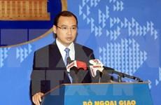Vietnam se opone al uso de fuerza contra sus barcos, dice vocero