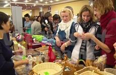 Vietnam asiste a mayor evento caritativo de Moscú