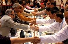 Myanmar elabora marco de diálogo de 10 puntos
