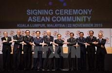 Formación de la Comunidad de ASEAN y aportes de Vietnam
