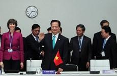 Premier reitera compromisos de enfrentamiento a cambio climático en Mekong