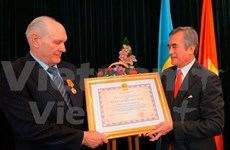 Vietnam concede Orden de Amistad a ciudadano ucranio
