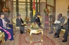 Burkina Faso reconoce estatuto de economía de mercado de Vietnam