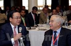 Vietnam e Israel intensifican cooperación económica