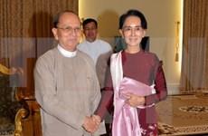 Conversaciones políticas en Myanmar para transferencia pacífica del poder