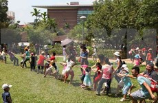 UNESCO reconoce juego de la soga como patrimonio intangible