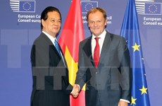 Vietnam y UE destacan significado de Tratado de Libre Comercio bilateral