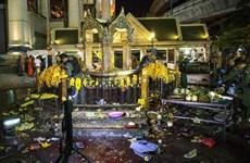 Detenidos en extranjero otros sospechosos de atentado con bomba en Bangkok
