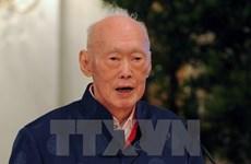 Lee Kuan Yew, personaje de Asia del 2015 según The Straits Times