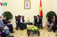 Vietnam reitera apoyo a reforma del Banco Internacional de Inversión