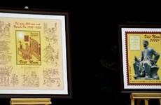 Publican especiales estampas en aniversario de natalicio de Nguyen Du