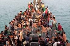 Tailandia llama mayores esfuerzos regionales para solucionar crisis migratoria