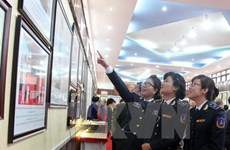 Exposición de documentos ratifica soberanía marítima vietnamita