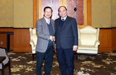 Vietnam y Laos trazan medidas de cooperación para el lapso 2016-2020