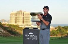 Clausuran en Vietnam torneo internacional Ho Tram Golf 2015