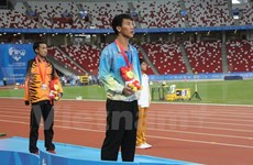 Vietnam establece 16 nuevos récords de Paralímpicos de ASEAN