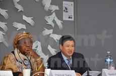 Vietnam se afana por coadyuvar esfuerzos mundiales en adaptación a cambio climático