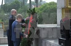 Presidente de Belarús concluye visita a Vietnam