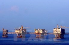 Vietsovpetro fija meta de extraer cinco millones de toneladas de crudo en 2016