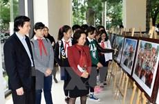 En Ciudad Ho Chi Minh día cultural Vietnam-Cuba