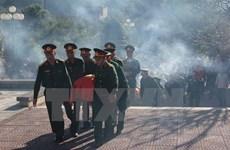 Vietnam repatría restos de militares estadounidenses