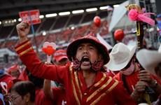 """Tribunal tailandés condena a cadena perpetua a líder de """"Camisa Roja"""""""