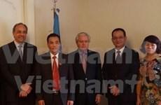 Vietnam intensifica colaboración legislativa con Argentina y Chile