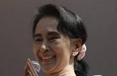 Myanmar: Líder opositora reafirma apoyo al proceso de paz