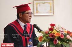 Diplomático sudcoreano estrecha lazos con Vietnam