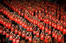 Baile en línea en Vietnam