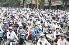 Hanoi reorganiza tráfico para reducir congestiones
