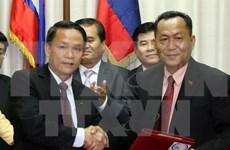 Dirigente laosiano valora cooperación entre VNA y KPL