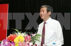 Exhorta dirigente partidista impulso de labores de estímulo al pueblo