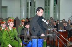 Proponen prisión contra ex directivo de banco vietnamita por corrupción