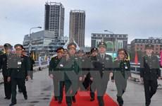 Ministros de Defensa de Vietnam y China conversan por teléfono