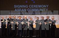 Se oficializa Comunidad de ASEAN