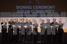 AEC, base para un nuevo capítulo en integración económica del Sudeste Asiático