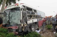 Al menos 22 muertos por accidentes de tránsito en primer día del Año Nuevo