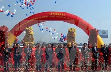 Abre al tránsito autopista entre Hanoi y provincia norteña de Bac Giang