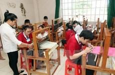 Nghe An se esfuerza por una mayor atención sanitaria a discapacitados y huérfanos