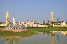 Inauguran monasterio dedicado a dinastía Tran