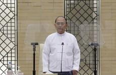 Presidente birmano llama a unidad a fuerzas políticas