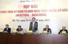 Organizarán en Vietnam acto conmemorativo de las primeras elecciones generales