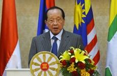 Canciller cambodiano: Comunidad recién formada mejorará la estatura de ASEAN