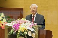 Celebran aniversario 70 de primeras elecciones de Asamblea Nacional de Vietnam