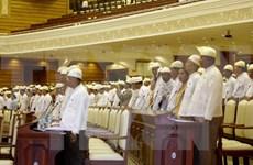 Myanmar: miembros de la LND se unirán al parlamento en febrero